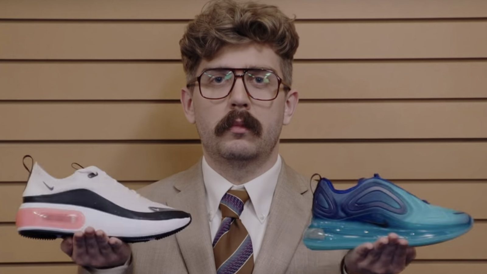 Foot Locker Travels Back to the '90s With Wildly Nostalgic Ads for Nike Air Max Day